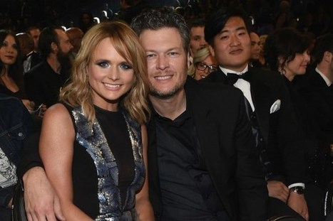 Blake Shelton, Miranda Lambert Show Support for Little Big Town With a Kiss | Country Music Today | Scoop.it