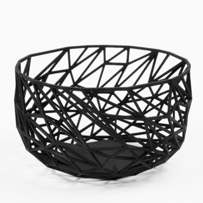 Dark Side collection of 3D printed vessels by Michaël Malapert | tecnologia s sustentabilidade | Scoop.it