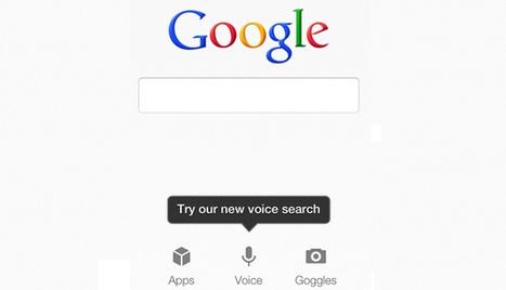Google Chrome : Comment utiliser la fonction de recherche vocale ... - 1001actus | netnavig | Scoop.it