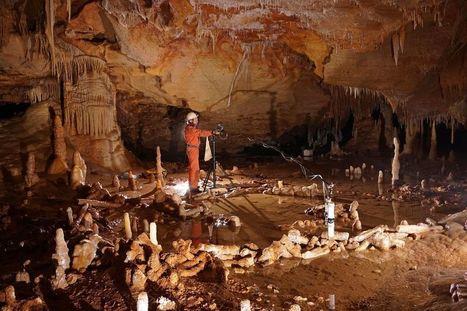 Surprise à Bruniquel : Néandertal explorait déjà les grottes il y a 176000 ans | Aux origines | Scoop.it