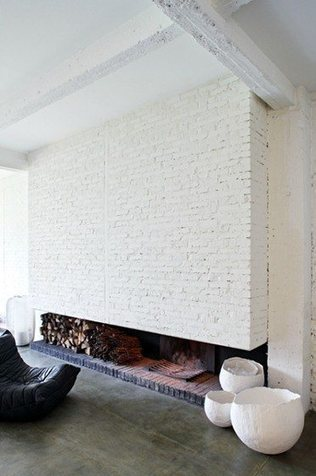 Wood Burning Fireplaces in Modern Interiors - Euro Style Home Blog - Modern Lighting - Design | Architecture Building Information Modeling – BIM Services | Scoop.it