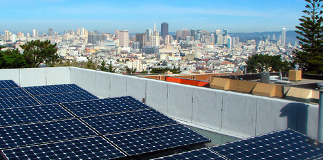 California Has 4 Shining Examples of Solar Power Loving Cities | Sun First! Solar | Bay Area Solar Energy | Scoop.it