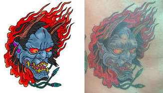 Design Your Own Tattoo, Tattoo Design Software,Design a Temporary Tattoo   Arts & Entertainment   Scoop.it
