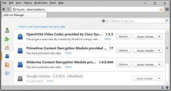 Les DRM arrivent dans Firefox sous Linux | Freewares | Scoop.it