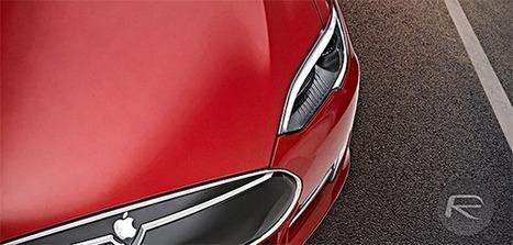 Apple's Electric iCar Will Include Self-Driving Capabilities, Says Report | Digital Actu : Marketing, Business, Social Media | Scoop.it