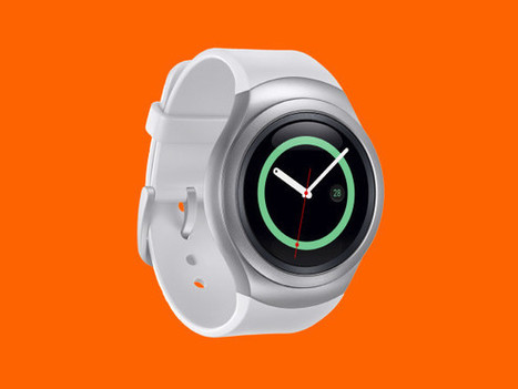 Samsung's Slick New Smartwatch Makes Calls Without a Phone | Design | Scoop.it