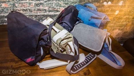 The Best Bag To Carry Your Mirrorless Camera - Gizmodo Australia | Las Marismas Photography | Scoop.it