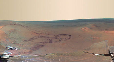Mars Panorama: Next Best Thing to Being There - NASA Jet Propulsion Laboratory | Remote Sensing News | Scoop.it