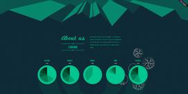 13 web design qui exploitent la visualisation de données   Actualités du webdesign   Scoop.it