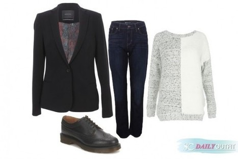 Daily Outfit: Classic Levi | StyleCard Fashion Portal | StyleCard Fashion | Scoop.it