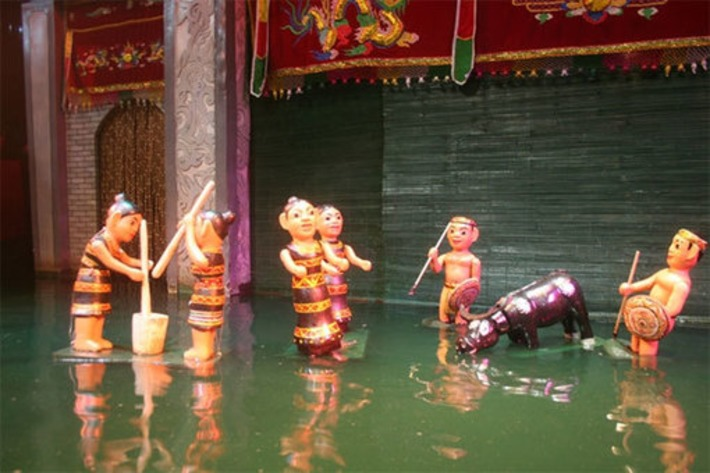 Water puppetry – a must-see show for tourists to Ha Noi | VietNamNet | Asie | Scoop.it