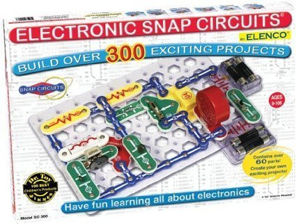 Electric Circuits For Kids - Elenco Snap Circuits | The World's Best Toys | Scoop.it