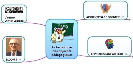La taxonomie des objectifs pédagogiques de bloom | arts littérature langue | Scoop.it
