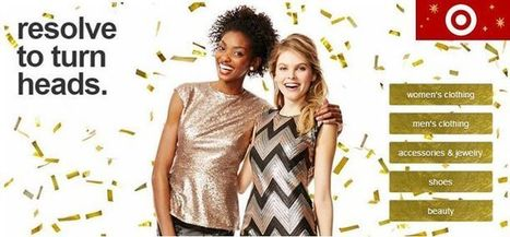 Get all your New year party items in time with Target | Fashion forever | Scoop.it