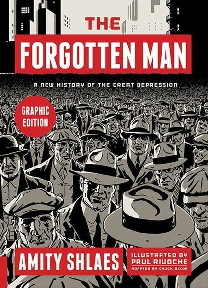 BOOK REVIEW: A graphic version of a conservative classic - Washington Times   book reviews   Scoop.it