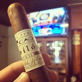 Instagram CAO Pilon Robusto   Tobacco Products   Scoop.it
