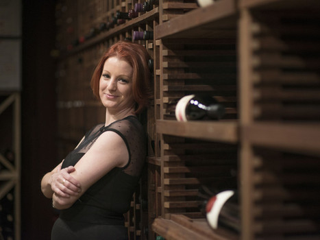 Meet the Sommelier Who Pairs Fine Wine with Frozen Pizza | Travel Bites &... News | Scoop.it