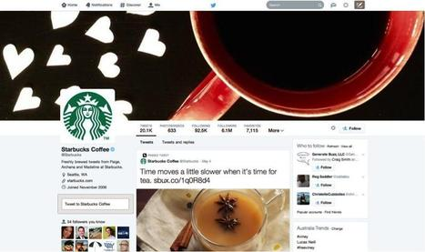 Here's What Brands Need To Know About Twitter's Redesign | Business | Scoop.it