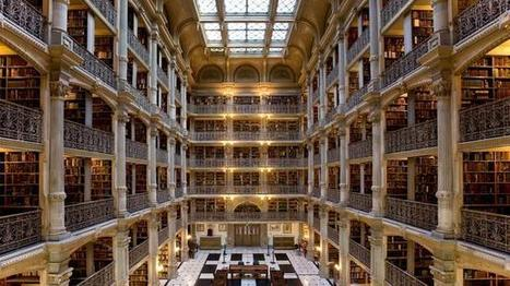 America's most beautiful college libraries | The Information Professional | Scoop.it