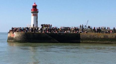 Harmony of the Seas : le géant a quitté le port | Actus en Bretagne Plein Sud | Scoop.it