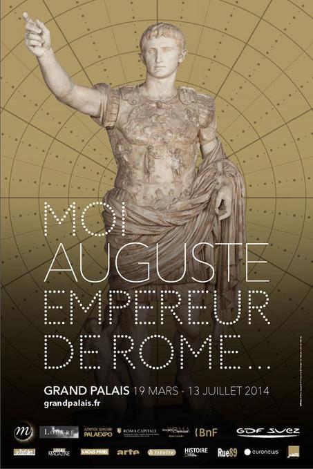 Moi, Auguste, Empereur de Rome - Dossier pédagogique   L'art, petit à petit   Scoop.it