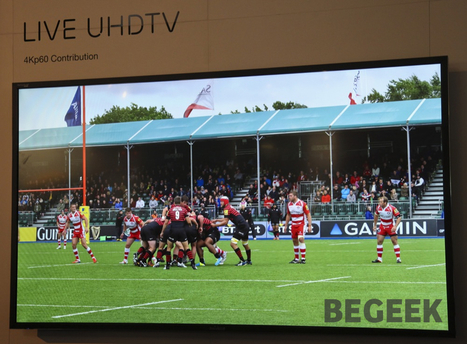 IBC 2013 : Une guerre Ultra-HD vs. 3D ? | Ecrans connectés | Scoop.it