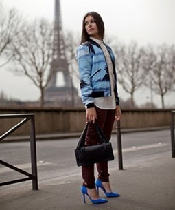 Classic French Styling That's Worthy Of A Double Take   Moda Francesa   Scoop.it
