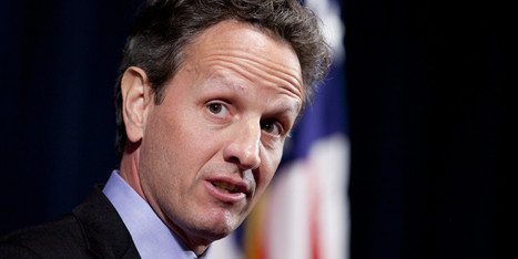 Geithner Went Easy On The Private Equity Industry; Now He's Going To Work For It | Sustain Our Earth | Scoop.it