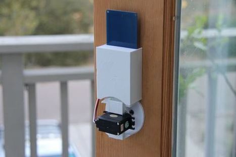 Creating an NFC door lock with the Qduino Mini | Arduino, Netduino, Rasperry Pi! | Scoop.it