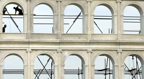 Roma necesita 500 millones para salvar sus restos arqueológicos y busca mecenas extranjeros | LVDVS CHIRONIS 3.0 | Scoop.it