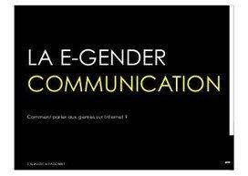 LA E-GENDER COMMUNICATION | Genre, éducation, lgbt, gender studies | Scoop.it