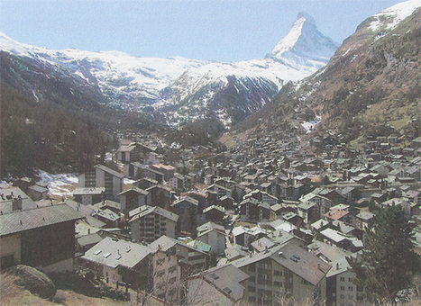 anarchitecture: Zermatt, 1900, 2014. | The Nomad | Scoop.it