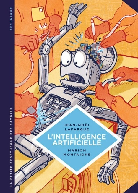 Des BD pour COMPRENDRE le monde | Machines Pensantes | Scoop.it