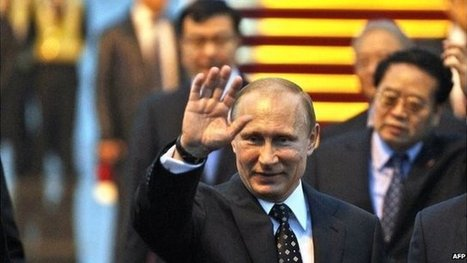 China and Russia sign huge gas deal | Economics | Scoop.it