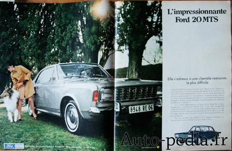 Publicité Ford 20 mts | autopedia | Scoop.it