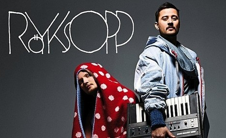 SOUND OF THE DAY / 'YOU DONT HAVE A CLUE' by ROYKSOPP | music on dapaper mag | Scoop.it