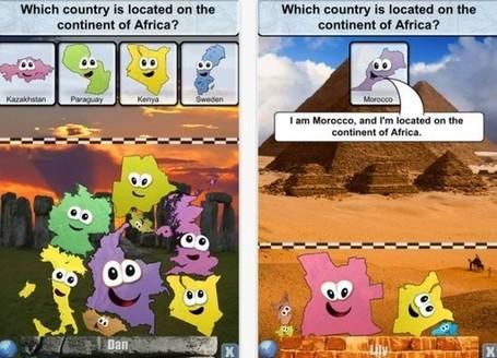 Aplicaciones para que los niños aprendan sobre geografía y culturas del mundo [iPad] | Recull diari | Scoop.it