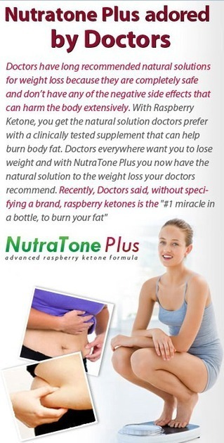 Nutra Tone Plus Reviews – TODAY Free Trial (Available) | Slim Fast Diet Plan To Lose Weight Quickly | Scoop.it