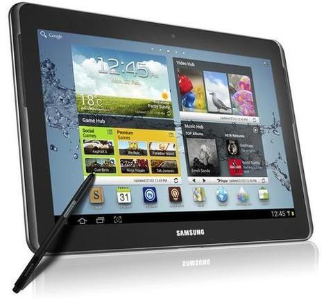 Samsung Galaxy Note 10.1 tablet Features and Price | Technobol | TechnoBOL | Scoop.it