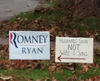 The Popularity and Irrelevance of Our Lawn Sign Wars | All Things Signs | Scoop.it