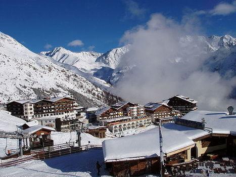 Ski Resorts in Solden, Austria | Ski and Snowboarding Resorts | Scoop.it