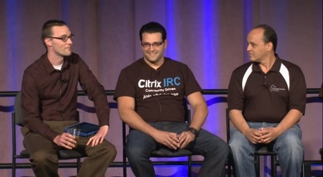 "Geek Speak - Desktop Virtualization the ""Reality Show"" at Synergy 