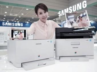 Samsung lance des imprimantes à puce NFC | la NFC, ça vous gagne | Scoop.it