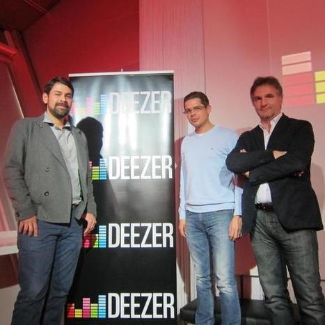 La plataforma musical 'Deezer' desembarca en España con una oferta de un año gratis de servicio con publicidad | POST CAFÉ emprendedores atípicos, ideas atípicas | Scoop.it