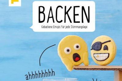Buchtipp: Emoji Backen - Gebackene Emojis für jede Stimmungslage   Das Elternhandbuch   Scoop.it
