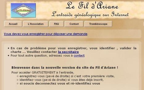 Le 14 juin à Maisons-Alfort : Le Fil d'Ariane | Ma Bretagne | Scoop.it