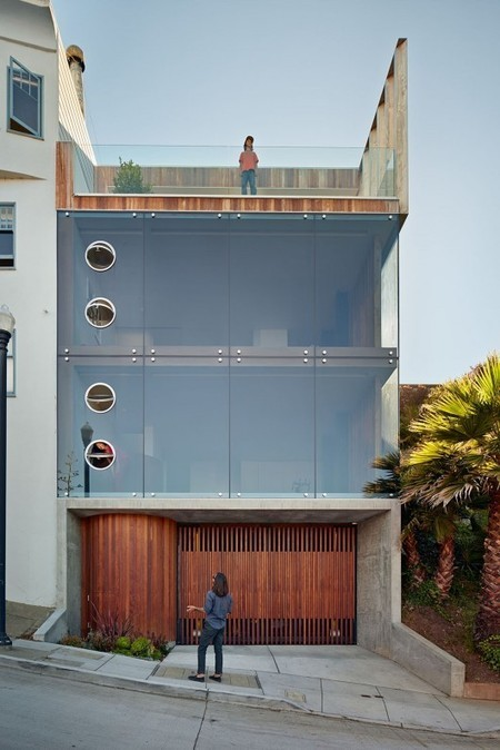 [San Francisco, CA, USA] Peter's House  / Craig Steely | The Architecture of the City | Scoop.it