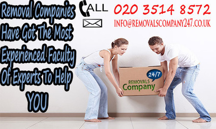 Removal Companies Have Got The Most Experienced Faculty Of Experts To Help You | Removal Services | Scoop.it