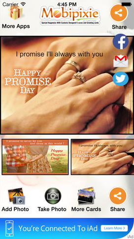 Promise Day eCards & Greetings | Photo Sharing and Greeting Cards | Scoop.it