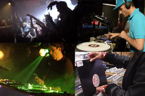 Les soubassements nocturnes de la Drum'n'bass | 2h27 | L'actualité du webdocumentaire | Scoop.it